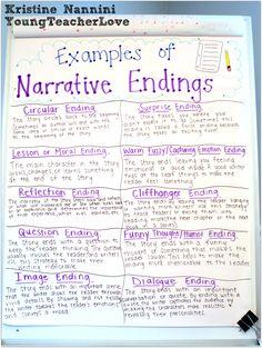 Writing Narrative Endings