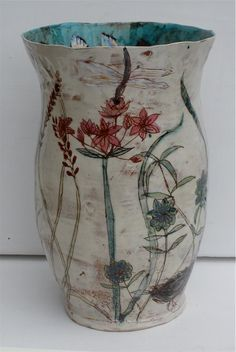 My Latest Artwork - Jacqueline Leighton Boyce - Ceramic Artist