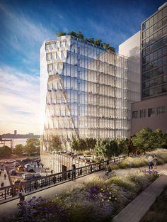 "NEW YORK | 40-56 Tenth Avenue (""Solar Carve"") | 10 fl | Pro - SkyscraperCity"