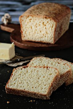 English Muffin Bread - looks like a lovely one to try, especially toasted with lots of butter and jam!