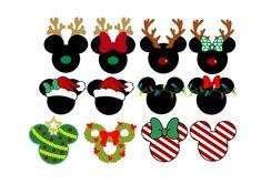 Mickey Mouse Christmas Tree, Elf Christmas Tree, Christmas Vinyl, Christmas Ornament Crafts, Toddler Christmas, Xmas Gifts For Mum, Cricut, Mickey Tattoo, Snowflakes