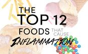 Top 12 Foods that Cause Inflammation | Care2 Healthy Living