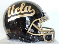 UCLA 2013 Sun Bowl game helmet