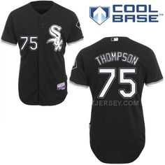 http://www.xjersey.com/white-sox-75-thompson-black-cool-base-jerseys.html WHITE SOX 75 THOMPSON BLACK COOL BASE JERSEYS Only 40.68€ , Free Shipping!