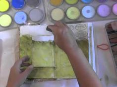 inspiration wednesday 7.17.13 Great tutorial on pan pastels Donna Downey