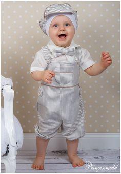 PIET - Ein perfekter Taufanzug für den Sommer! - Princessmoda - Alles für Taufe Kommunion und festliche Anlässe