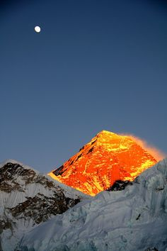 View of Mt. Everest from Kala Patar