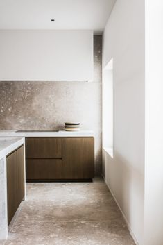 Apartment Antwerp Belgium designed by Atelier I custom made interior executed by Deco-Lust Küchen Design, House Design, Minimal Living, Kitchen Models, Kitchen Interior, Interior Inspiration, Interior Decorating, New Homes, House Styles