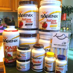 Isagenix, it does the body good!!