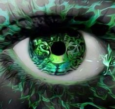 Tiger eyed sees it through veils of BS Eye Pictures, Colorful Pictures, Pretty Eyes, Beautiful Eyes, Cat Eyes Drawing, Iris Eye, Mystic Eye, Tears In Eyes, Photos Of Eyes