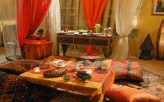 Os jantares e festas temáticas estão em alta, e quetal preparar um jantar Árabe para a família, amigos ou a dois?   Os árabes realizam suas...