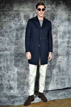 Male Fashion Trends: Thom Sweeney Fall/Winter 2016/17 - London Collections: MEN