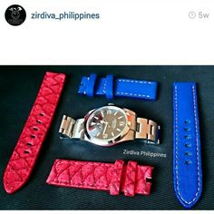 If you live in Philippines and you want to buy ZIRDIVA Watch Strap, we suggestion your inquiry to our dealer @zirdiva_philippines  Contact info :zirdiva@gmail.com For ZIRDIVA news and new launch showcase, Pls Click Like Page,http://www.facebook.com/zirdiva Follow Me Instagram And Line ID: ZIRDIVA_WATCH_STRAP Tumblr: ZIRDIVA Twitter: ZIRDIVA #zirdiva #zirdivawatchstrap #rolex #rolexdaytona #rolexclassic #rolexleather #rolexleatherwatchstrap #siamnaliga #expertwatch #wristshot #thairisti…