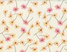 Art Gallery Jersey Knit Fabric - Indie Boheme Gitan Paradis Jersey Pearl