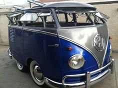 Stubby...I love the Blue and Silver
