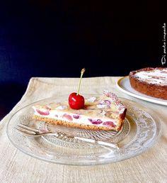 Di pasta impasta: Crostata di ricotta e ciliegie