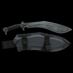 The Vakra Blade with Sheath from Zombie Tools in Missoula MT USA