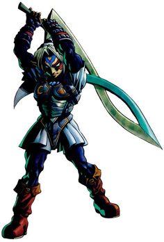 The Legend of Zelda: Majora's Mask Concept Art