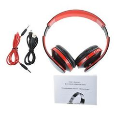 New-Foldable-Wireless-Bluetooth-Stereo-Headphones-Mic-For-iPhone-HTC-Samsung-LG