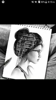 So that's what the inside of my head looks like.