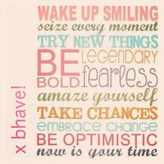 #bhave #hair #smile #learn #takechances #beoptimistic #loveyourself #love #quote #time