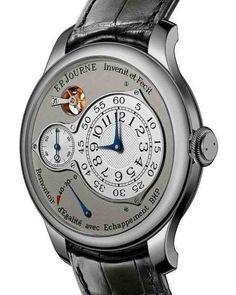 F.P. Journe Souveraine Chronomètre Optimum