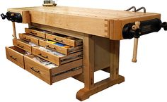 Bench-Side for the most commonly used bench tools