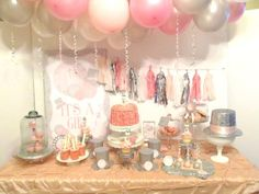 New Years Eve Baby Shower