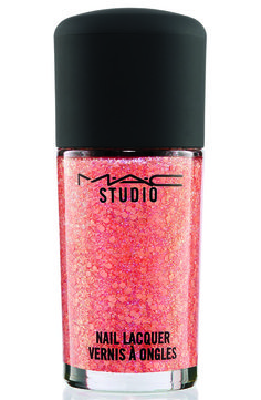MAC Cosmetics Review, Swatches: 16 NEW! Polish Shades To Studio Nail Lacquer Line — Multi-Glitter, Texture, Pearlescent, Platinum Finishes - SEE PHOTOS BELOW>