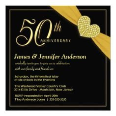 796 Best Anniversary Party Invitations Images Anniversary Party