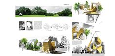 [A3N] : 2012 Housing Tomorrow competition ( Special Mention: Single-Family/Modular: 'Furtive Hut') / Gonzalo del Val (Spain)
