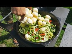 (426) НАРХАНГИ/МЯСО С ОВОЩАМИ В КАЗАНЕ НА КОСТРЕ - YouTube Potato Salad, Picnic, Potatoes, Meals, Chicken, Ethnic Recipes, Kitchen, Youtube, Foods