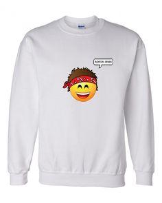 Ashton Irwin 5SOS Emoji Crewneck Sweatshirt