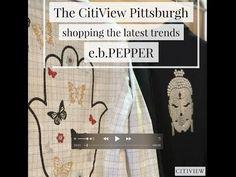 Boutique Women's Fashions - YouTube Pittsburgh, Latest Trends, Women's Clothing, Boutique, Clothes For Women, Womens Fashion, Youtube, Shopping, Beautiful