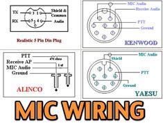 Amateur Radio on turner microphone parts, turner plus 2 schematic, turner plus 3 wiring,