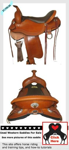 Shop #usedwesternsaddlesforsale. Find quality saddles at discount prices!