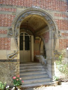 Villa Berthe - La Hublotière (1896) 72, route de Montesson Le Vésinet 78110 Architecte : Hector Guimard.