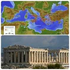 A polis (plural: poleis) was the typical structure of a community in the ancient Greek world. A polis consisted of an urban centre, often fortified and with a sacred centre built on a natural acropolis which controlled a surrounding territory (chora) of land. The term 'polis' has been translated as a 'city-state' as there was normally only one city and because an individual polis was independent. Like a state each polis was also involved in international affairs. (Info by Mark Cartwright)…