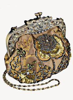Vintage Handbags Trendy Women's Purses : MG Collection Antique Beaded Rose Handbag - Trendy Women's Purses : MG Collection Antique Beaded Rose Handbag Vintage Purses, Vintage Bags, Vintage Handbags, Vintage Shoes, Vintage Accessories, Handbag Accessories, Fashion Accessories, Beaded Purses, Beaded Bags