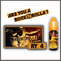 ROCKNROLLA RY4 10ml. Find out more in www.nexxton-ecig.com