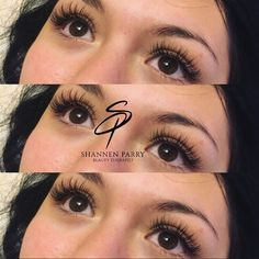 044cdc17b1a Who doesn't love a long set of classic extensions? By Shannen Parry,  Nouveau Lashes technician