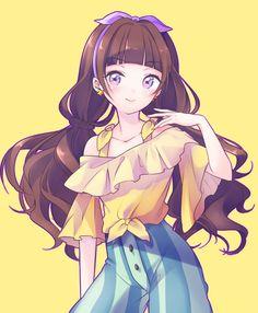 Anime Girl ...