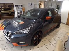 ALL NEW Nissan Micra available at Dorchester Nissan NOW