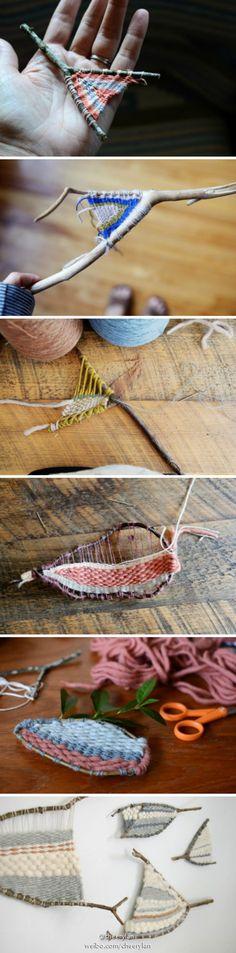 #Branch Weaving# via:http://t.cn/zlz9dWl