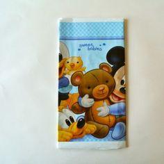 Mantel Baby Mickey - Artículos de Fiesta