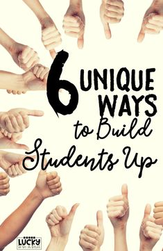 Check out these unique & positive ways to celebrate your students in the classroom! Grab a FREEBIE to use in your classroom!