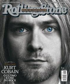Capas RS Brasil 31 - Kurt Cobain 1