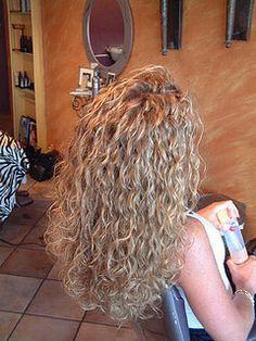 permed hair 2014 - Google Search