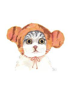 //I am a tiger  ...  roar! //