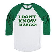 I DON'T KNOW MARGO FUNNY CHRISTMAS VACATION SHIRT SET 2